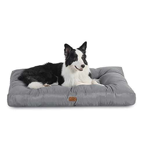 Bedsure Cama Perro Impermeable Grande - Colchón Perro Lavable...