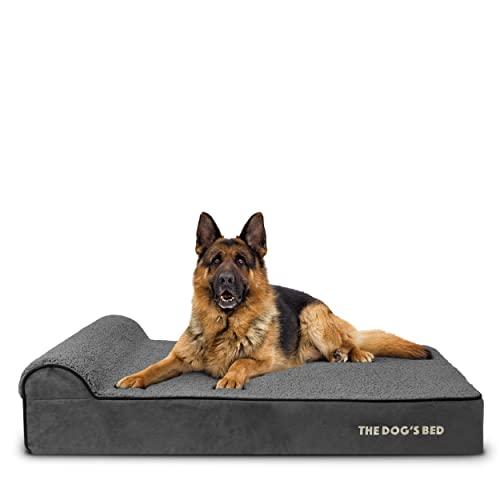 The Dog's Bed - Cama ortopédica para perro, cama de espuma...