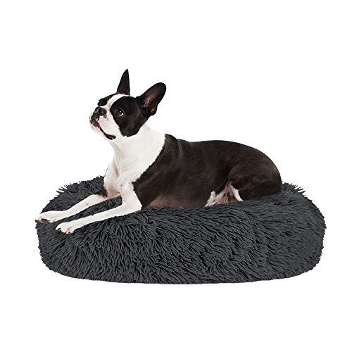SlowTon Casa Cómoda para Mascotas Donut Cuddler Nest Cojín de...