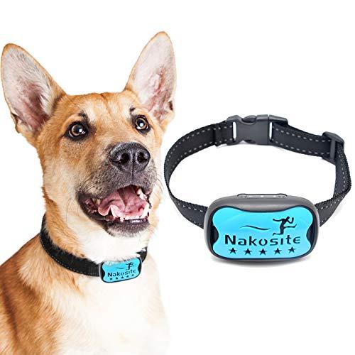 Nakosite DOG2433 Mejor Collar Antiladridos Perros para Pequeños...