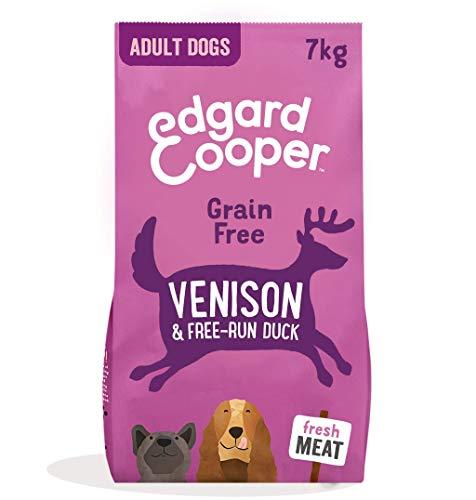 Edgard & Cooper pienso para Perros Adultos sin Cereales, Natural...