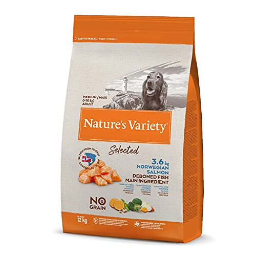 Nature's Variety Selected - Pienso para perros adultos con...