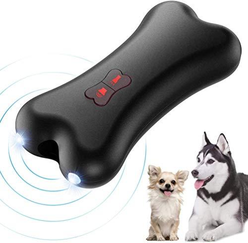 Petacc Collar adiestramiento Perros, Dispositivo Antiladrido de...