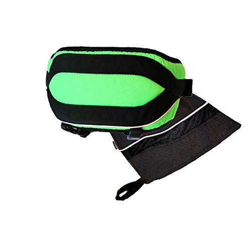 Actifdog Canicross Confort Profesional - Cinturón de 8 colores a...