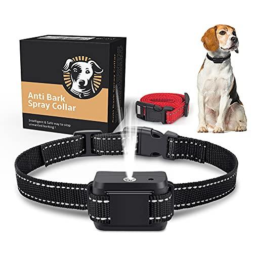 SOYAO Collares antiladridos para Perros, Collar automático...