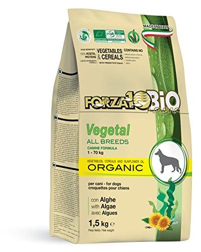 Forza10 Comida Seca para Perros, 1 Unidad (1,5 kg)