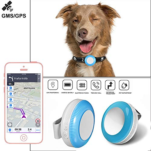 TKMARS Rastreador GPS para Toddler Dog Cat TK925 Rastreador GPS...