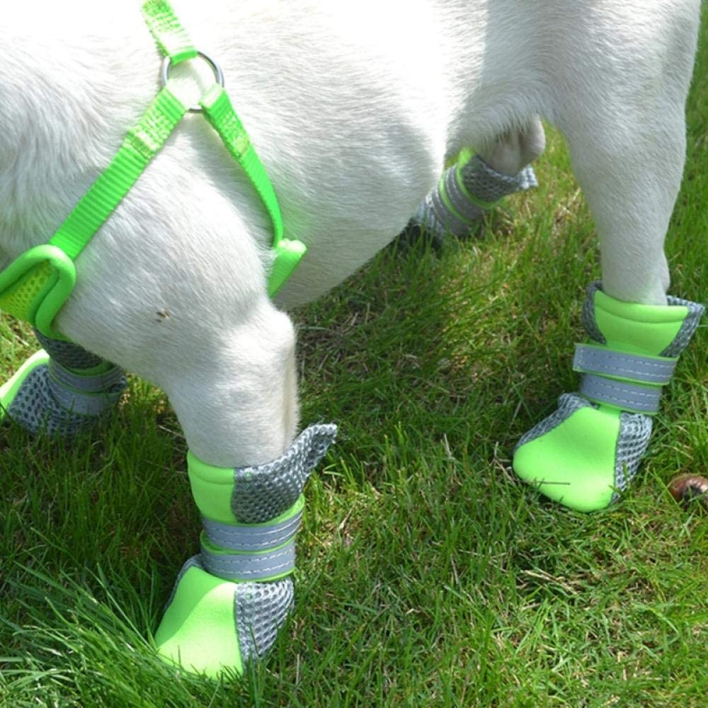 CLIN Dog Boots Paw Protector Nuevo