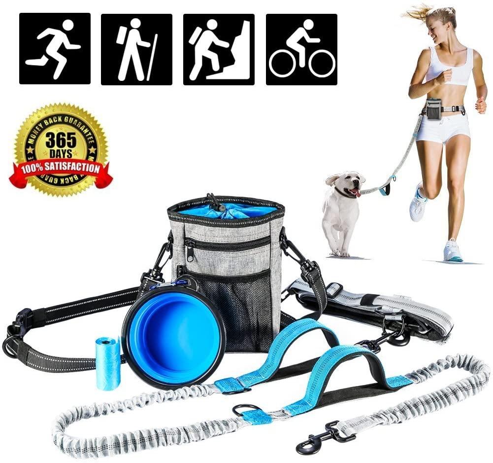 kit de canicross para correr