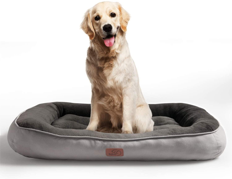 Bedsure Cama Perro Grande Lavable