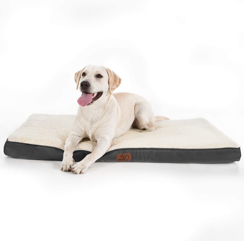 Bedsure Cama Perro Ortopédica Grande