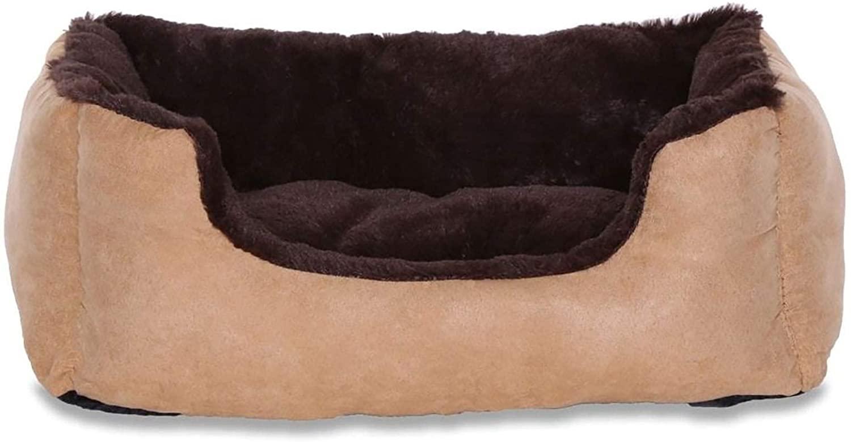 Cama para perros sofá con cojín