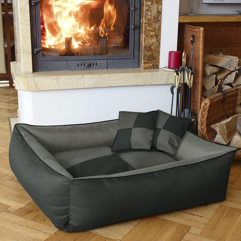 colchón para Perros gigantes BedDog® 2en1