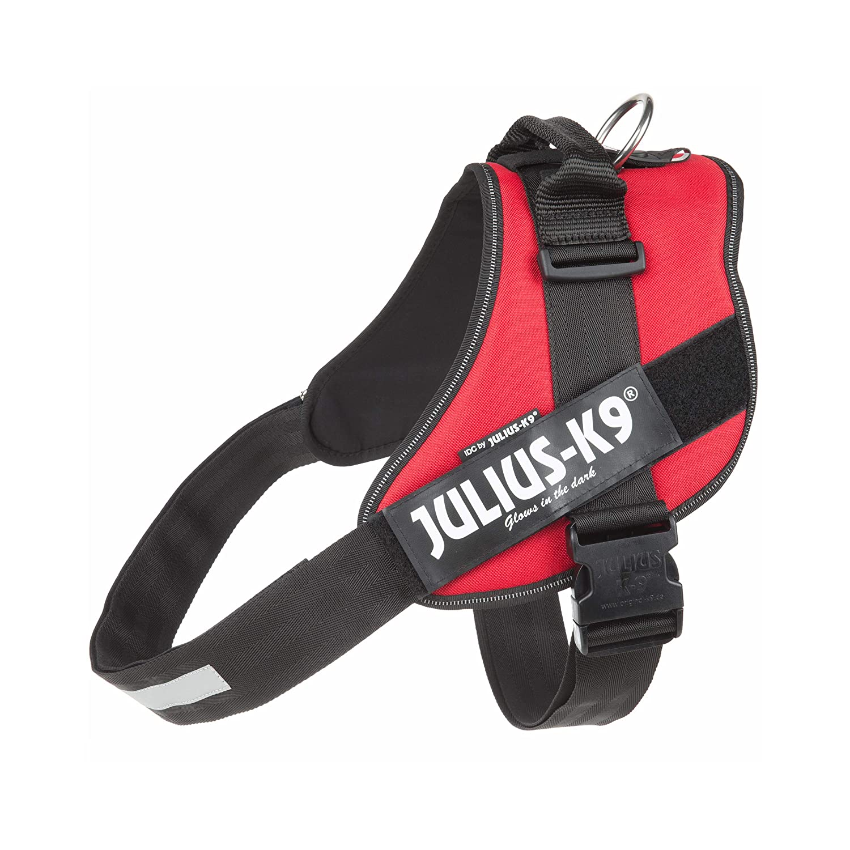 JULIUS-K9 16IDC Power Harness rojo perros grandes